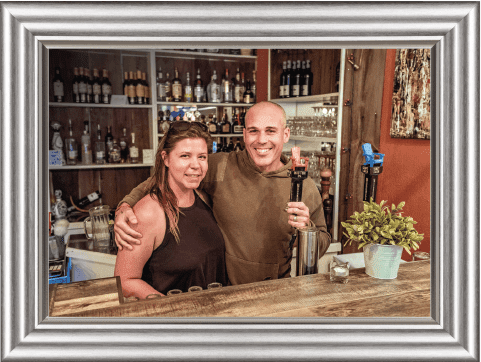 Amanda & Greg of El Camino Tapas Bar & Restaurant