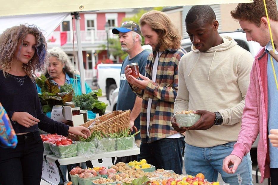 Cobourg Farmer's Market
